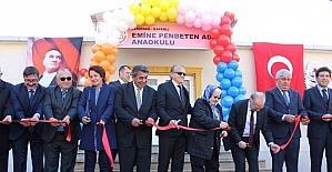 Emine Penbeten Adalı Anaokulu törenle açıldı