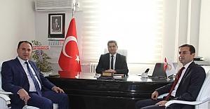 Enstitü Müdürü Yener göreve başladı