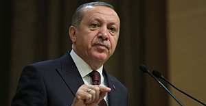 Erdoğan'dan faiz açıklaması geldi