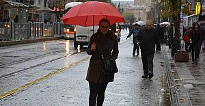 Eskişehir'de beklenen yağmur