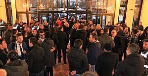 Eskişehirspor Olağanüstü Kongresi'ne yeterli katılım olmadı