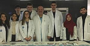 ESOGÜ Hastanesi'nde akciğer kanseri bilgilendirme standı açıldı