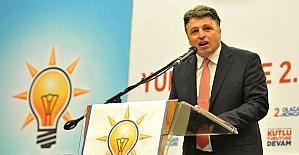 Eylül ayında seçilen AK Partili başkan istifa etti