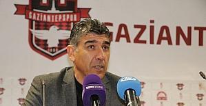 Gaziantepspor-Boluspor maçının ardından