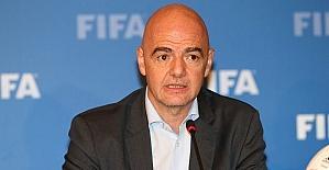 "Gianni Infantino: ""Mali Fair-Play başarılı oldu"""