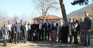 Göl Flanöz Kadın Girişimi Kooperatifi üretmeye devam ediyor