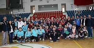 Görme Engelliler Futsal Şampiyonası İskenderun'da tamamlandı