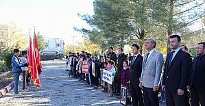 Hani'de 24 Kasım Öğretmenler Günü kutlandı