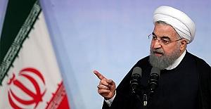 İran Cumhurbaşkanı: DEAŞ'ın sonu geldi