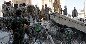 İran-Irak sınırındaki depremde ölü sayısı