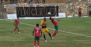 İzmir Süper Amatör Lig: Foça Belediyespor: 1 - Aliağaspor: 4