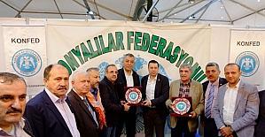 İzmir'de Konya İl Tanıtım Günleri