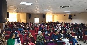 Kahta HEM öğrencilere rehberlik semineri verdi