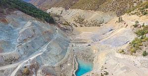 Kastamonu Akbük Barajı ile 5 bin 680 dekar zirai arazi suya kavuşacak