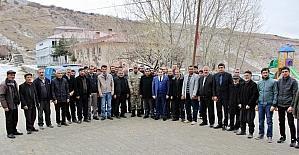Kaymakam Zengince Karabayır mahallesinde incelemelerde bulundu