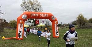 Kırklareli'de Oryantiring Yarışı