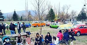 Kış öncesi son piknikte buluştular