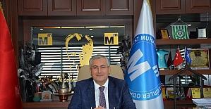 """Konya SMMMO Başkanı Özselek: """"Konya yerli otomobil üretimi için ideal şehir"""""""