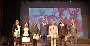 Mersin'de Öğretmenler Günü törenle kutlandı