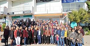MHP Bodrum'da toplu istifa