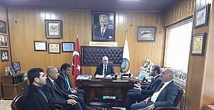 MHP İl Başkanından esnaflara destek sözü