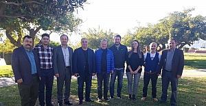 Mülteciler Komiserliği üyeleri Antalya'da