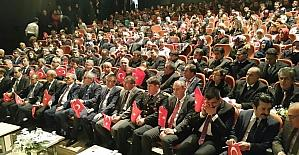Niğde'de 24 Kasım Öğretmenler Günü Törenle kutlandı