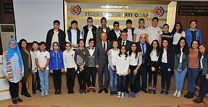 Öğrenciler Samsun TSO'da
