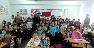 Öğrencilere diyabet semineri verildi