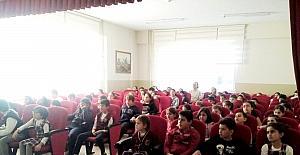 Öğrencilere Kızılay anlatıldı