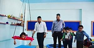 Öğretmenler Günü hediyesi olarak çocuk parkı istedi