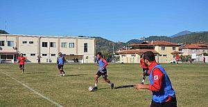 Ortaca, Çal Belediyespor maçına hazırlanıyor
