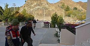 Ortaca'da cezaevi firarisi yakalandı