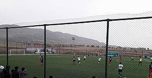 Pasur Belediyespor, Diyarbakır Futbol Kulüb Spor'u gol yağmuruna tuttu