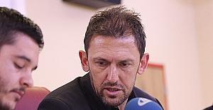 """Popovic: """"Zor süreci, takım ve şehirle bütünleşerek atlatacağız"""""""