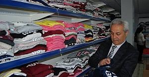 Pozantı Belediyesi'nden sosyal giyim market