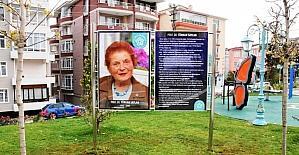 Prof. Dr. Türkan Saylan Parkı 24 Kasım'da açılacak