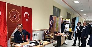 Rektör Bağlı, İran'da Merkezi Asya Üniversiteleri Birliği Yönetim Kuruluna katıldı