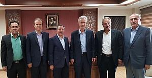 Rektör Karabulut Tebriz Üniversitesini ziyaret etti