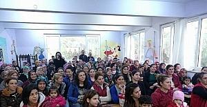 Salihli'de ailelere yönelik eğitim