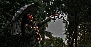 Samsun sağanak yağışa teslim