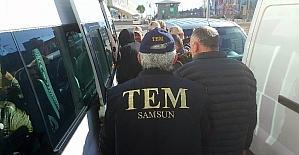 Samsun'da FETÖ'den 9 polise adli kontrol