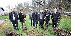 Samsun'da tarıma destek 800 bin lirayı buldu