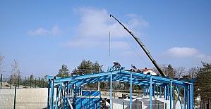Sapanca'nın yeni arıtma tesisi tamamlanıyor
