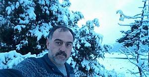 Seyitgazi ve İnönü'de kar güzelliği