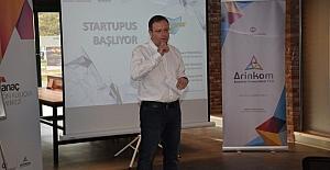 """""""Startupus Teknogirişim Atölyesi"""" ile inovatif iş fikirleri olgunlaşacak"""