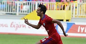TFF 1. Lig: Altınordu: 3 - Giresunspor: 3