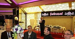 Tokat'ta 'Ahde Vefa Emektarlar' yemeğinde buluştular