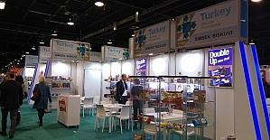 Türk firmaları, ABD'de Özel Markalı Ürünler Fuarı'nda ürünlerini tanıttı