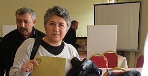 Türk Sağlık Sen Şube Başkanı Çetin güven tazeledi